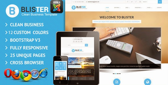 Premium Business website Template