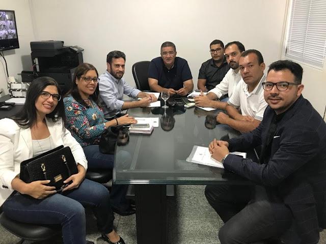 Delmiro Gouveia adere ao Conisul e inicia processo de compras de remédios para a Secretaria Municipal de Saúde