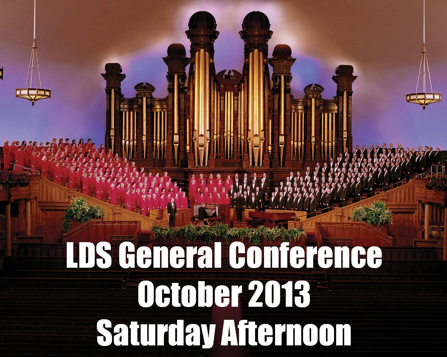 General Conference Activities and Ideas