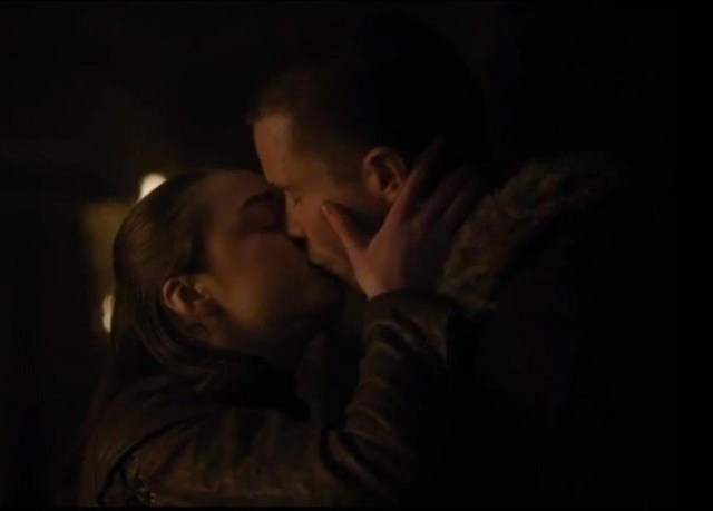 Maisie Williams (Arya) speaks on her first sex scene in Game of Thrones