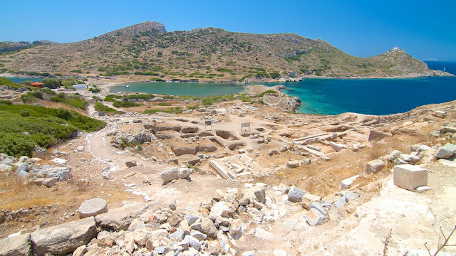 Looters caught with artefacts from ancient Knidos