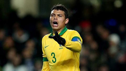 Thiago Silva không còn được như xưa