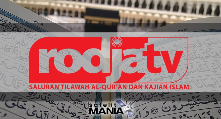 Satelit Yang Menyiarkan Channel Rodja TV