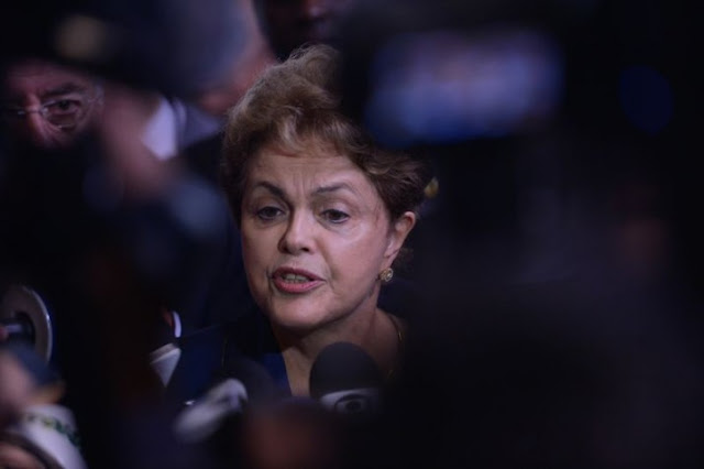 NEWS |  Impeaching President Dilma Rousseff, Divided Brazil Draws Battle Lines