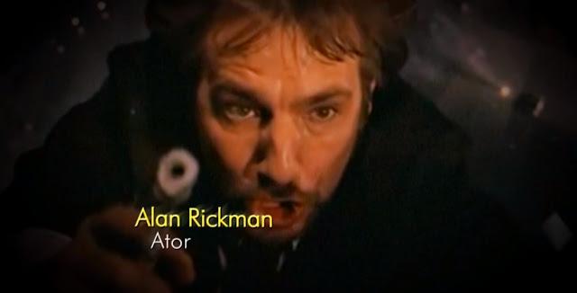 John Hurt, intérprete de Sr. Olivaras, é lembrado na Retrospectiva 2017 da Globo - Alan Rickman (Severo Snape), falecido em janeiro de 2016, foi lembrado na Retrospectiva do ano passado | Ordem da Fênix Brasileira