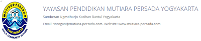 Dibutuhkan 11 Guru Mapel di Yayasan Pendidikan Mutiara Persada Yogyakarta