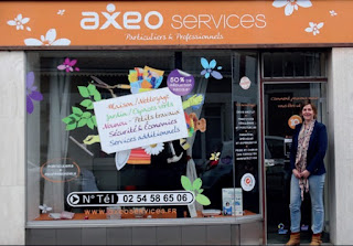 AXEO Services à Cour-Cheverny