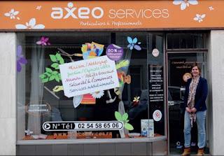 AXEO Services à Cour-Cheverny