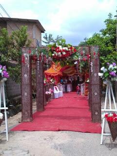 dekorasi pesta