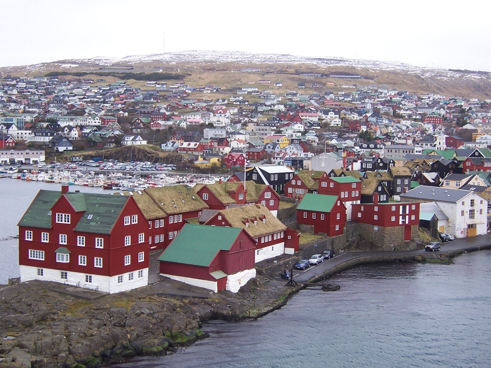 Ilhas Faroë, Território Externo da Dinamarca