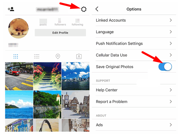 How To Save Pictures From Instagram