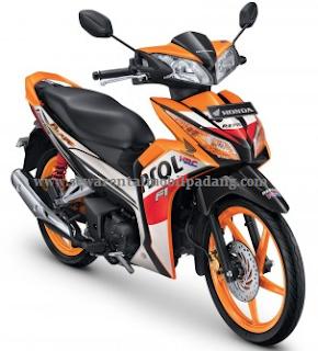 Sewa Motor Blade Palembang