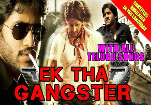 Ek Tha Gangster 2015 Hindi Dubbed WEBRip 480p 350mb