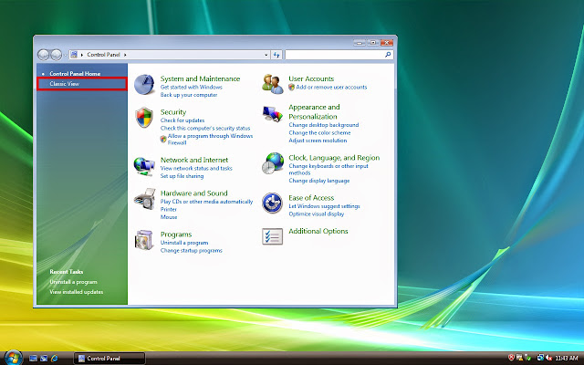 Tutorial lengkap setting VPN Server di Windows Vista