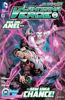 Os Novos 52! Lanterna Verde #23