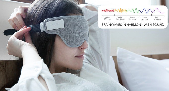 xiaomi brainwave eye mask : sleep assistant