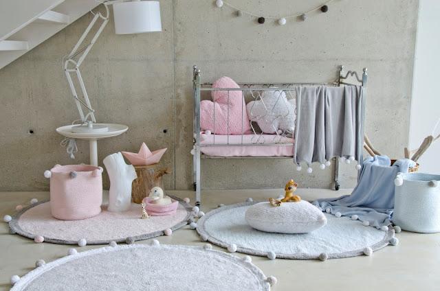 estilo nordico habitaciones infantiles