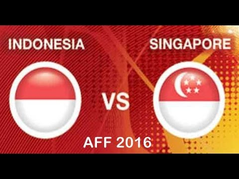 Indonesia Singapore Piala AFF 2016
