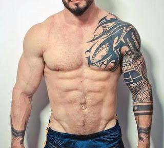 Tatuajes Para Hombres En El Hombro Tatuajes De Para