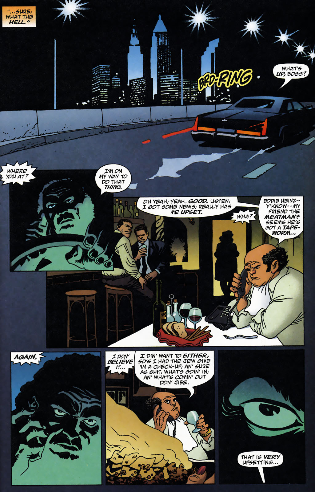 Read online 100 Bullets comic -  Issue #72 - 9
