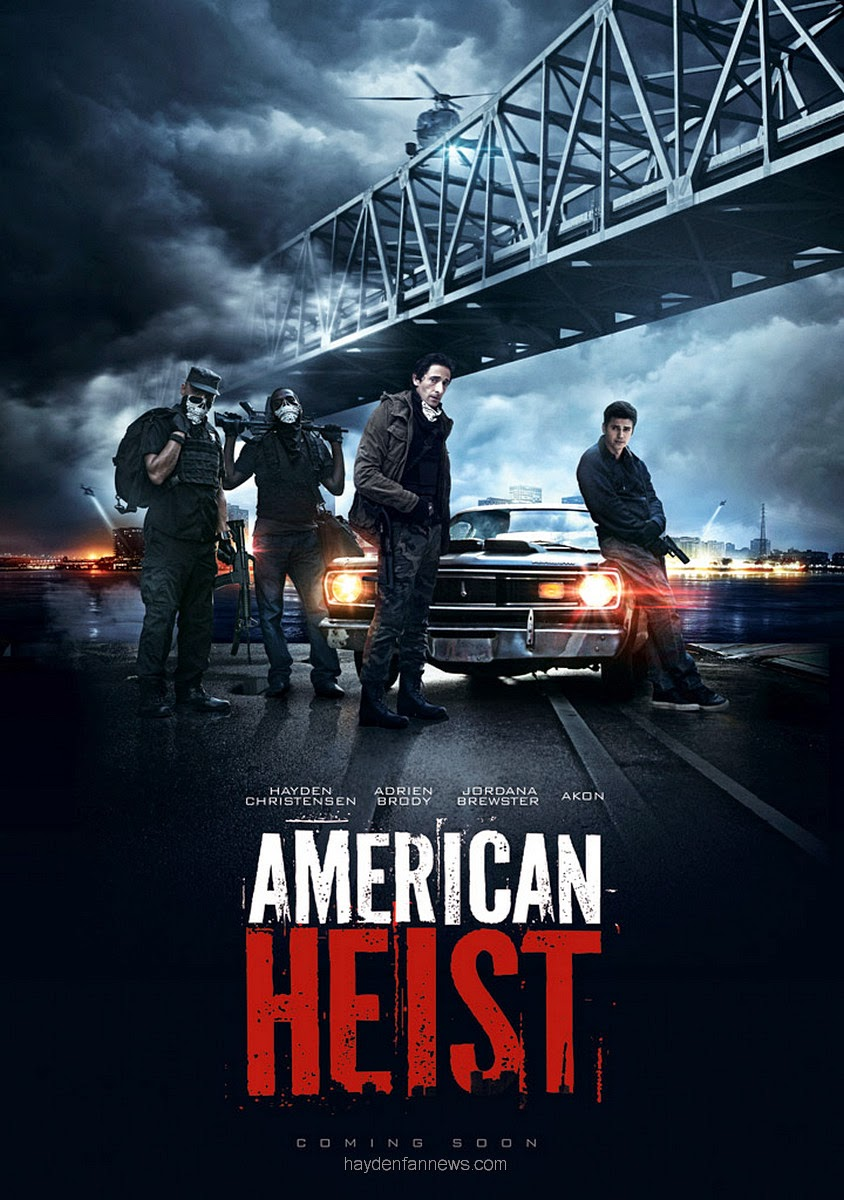 American Heist (2014) Hdrip ταινιες online seires xrysoi greek subs