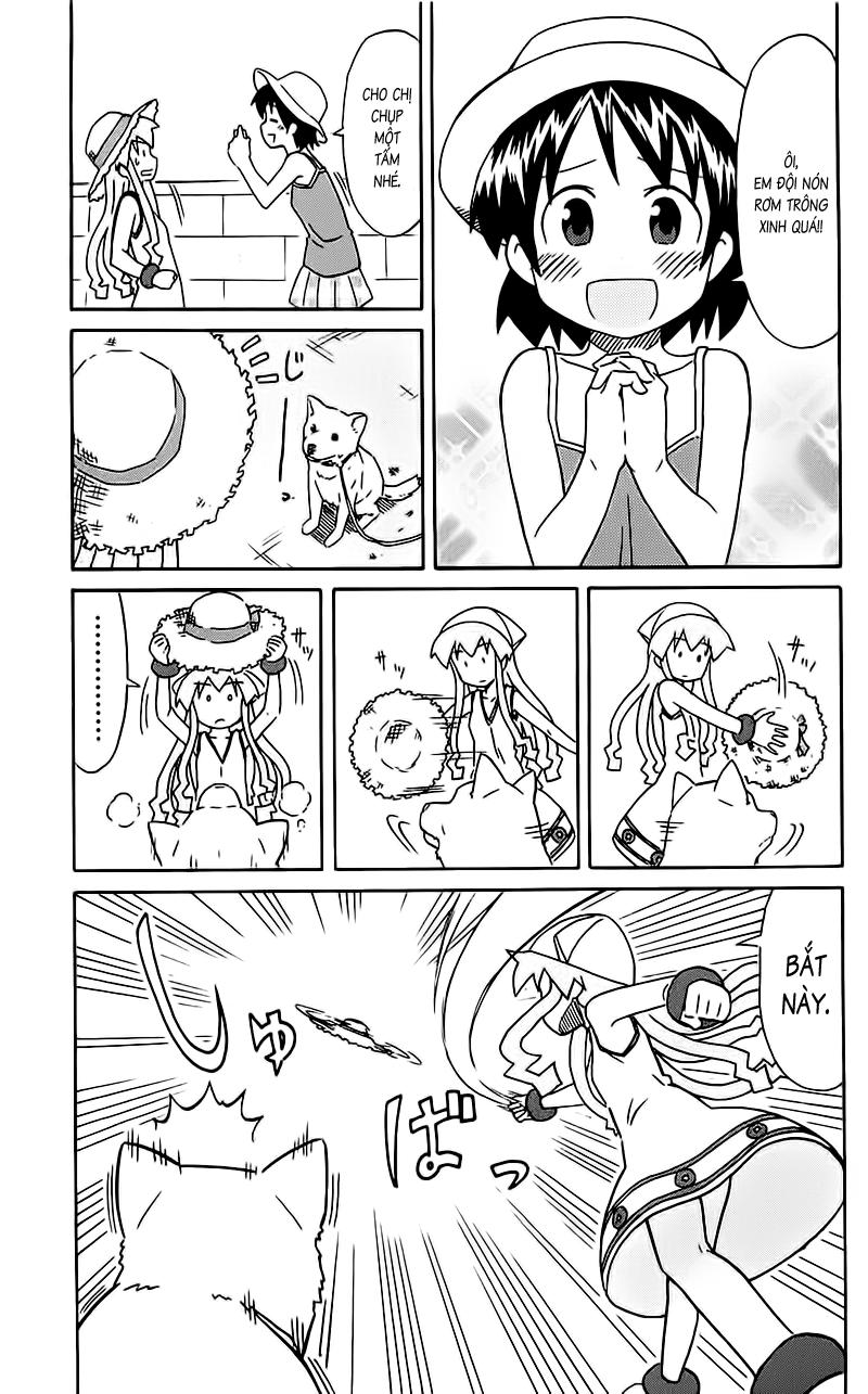 Shinryaku! Ika Musume Chap 167 - Truyen.Chap.VN