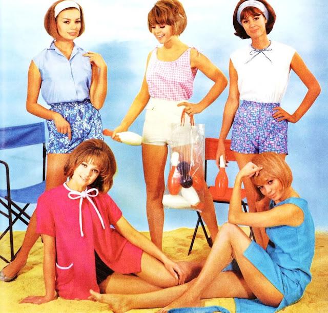 Dicas para se vestir como uma Diva dos anos 60