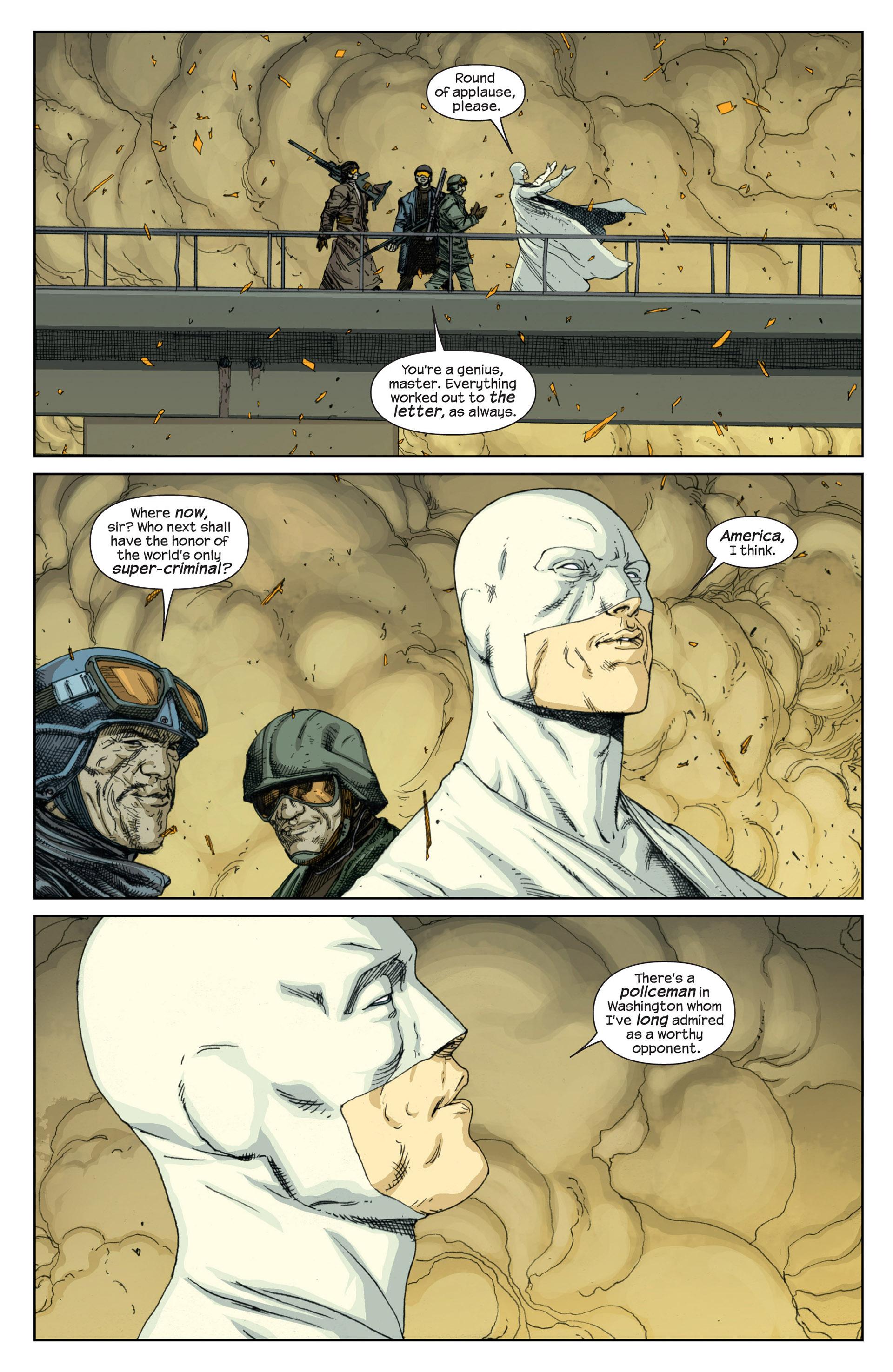 Read online Millar & McNiven's Nemesis comic -  Issue #1 - 12