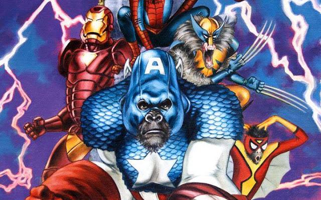 apevengers adalah macam avengers marvel