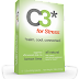 Review of C3* for Stress and #Giveaway