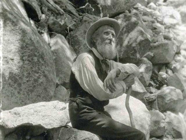 Biografia e frases de John Muir