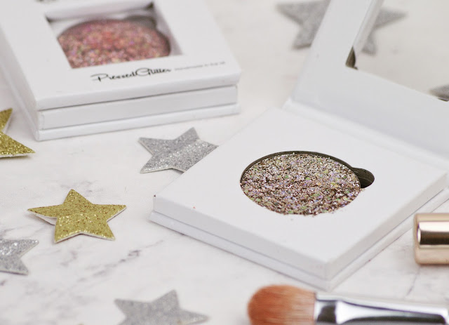 Lovelaughslipstick Blog - GlitterEyes Pressed Single Glitter Review