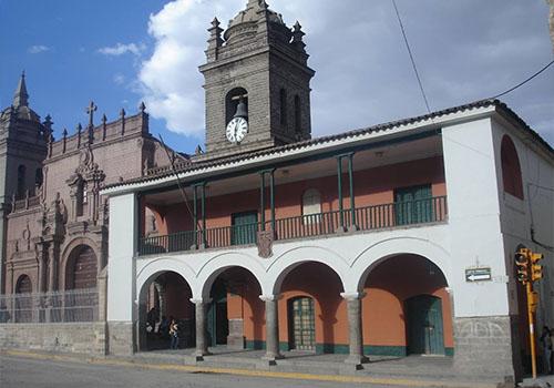 Universidad Nacional San Cristóbal de Huamanga - UNSCH