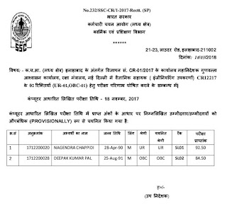 SSC-CR-01-2017-Provisional-Result-7