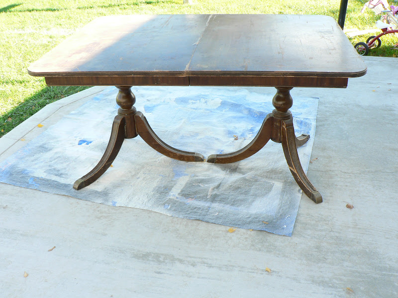 For The Love Of It Duncan Phyfe Dining Table