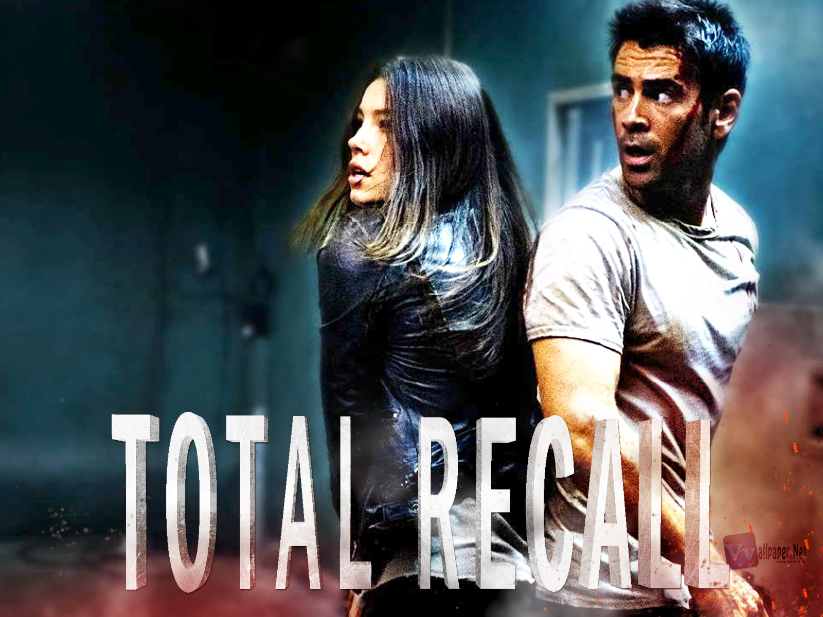 Total Recall 2012 Movie HD Wallpapers and Poster| HD ...