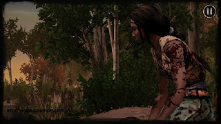 Download The Walking Dead Michonne v1.04 Apk + Data