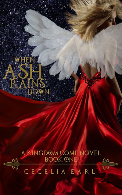 When Ash Rains Down by Cecelia Earl