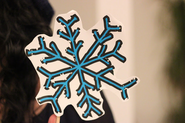 Photobooth Snowflake