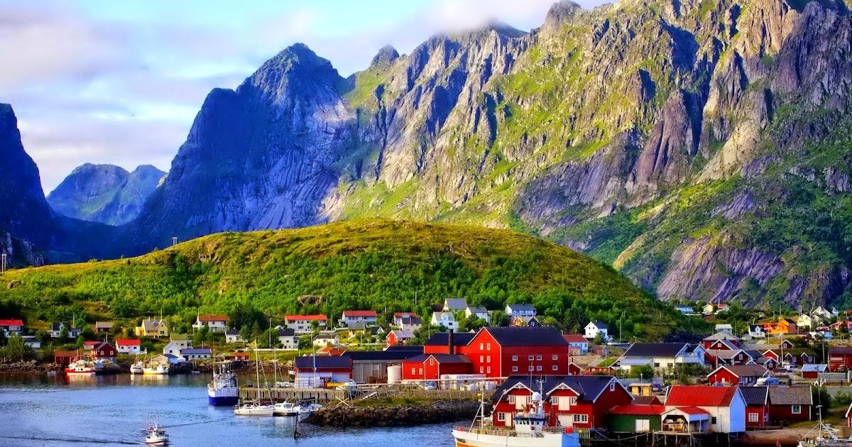 zarobki w norwegi