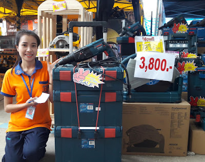 Buriram Thailand Bosch Power Tool Sets