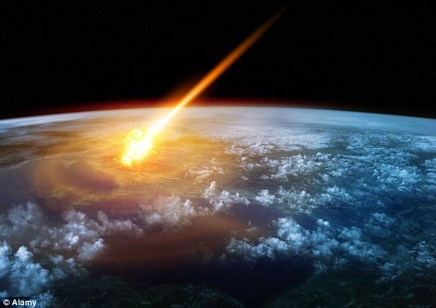 life, asteroid, earth