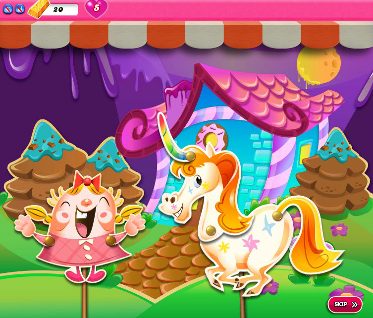 Candy Crush Saga 1341-1355