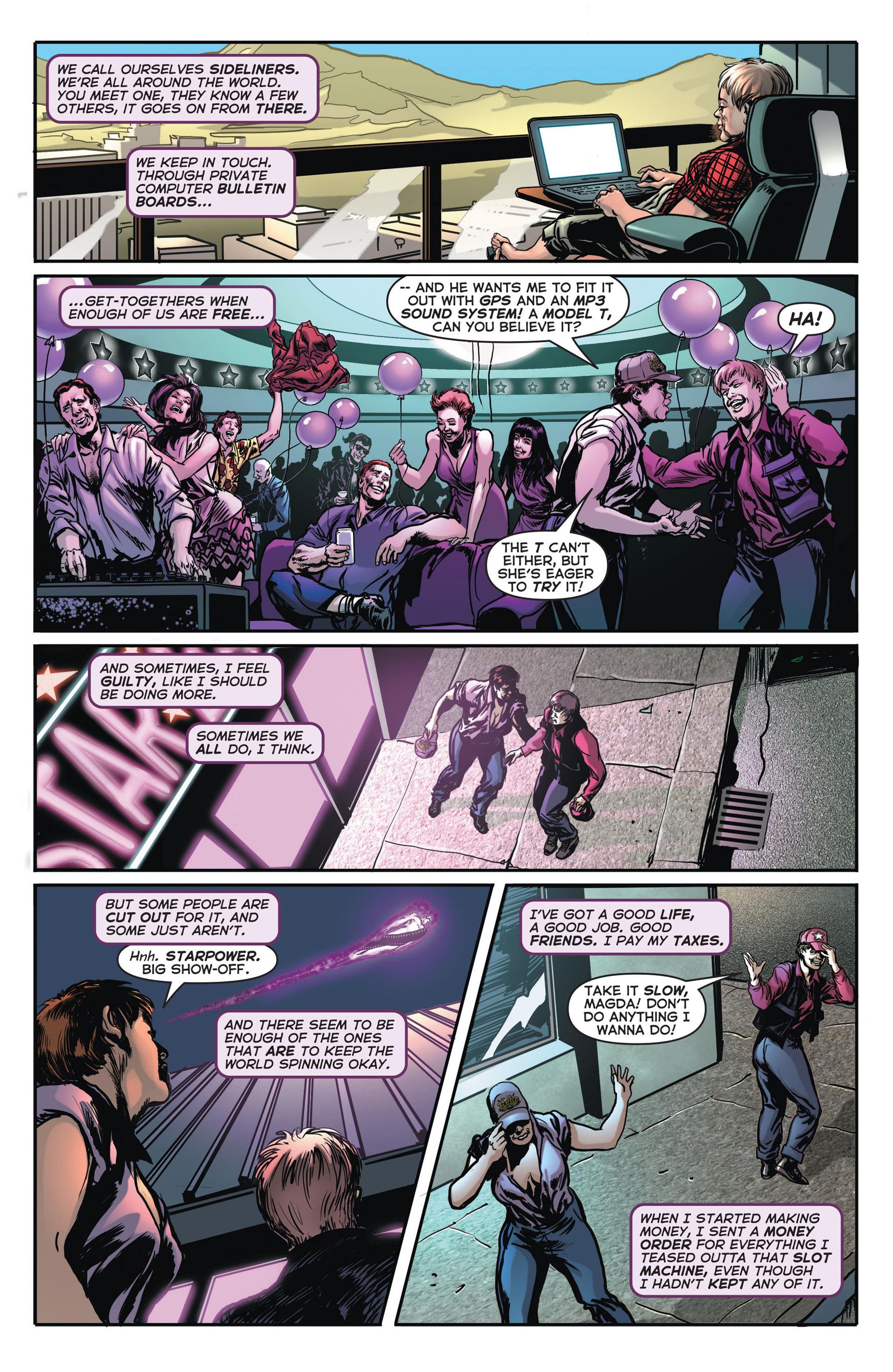 Read online Astro City comic -  Issue #4 - 16