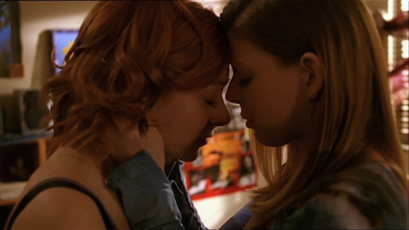 Tara y Willow de 'Buffy'