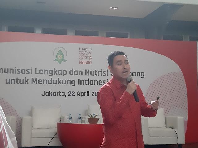 Imunisasi Lengkap dan Nutrisi Tepat untuk Mendukung Indonesia Sehat