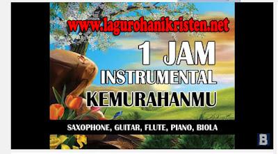 Instrument Piano Rohani Saat Teduh 1 Jam (KemurahanMU)