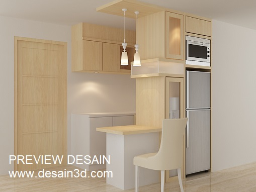 Belajar Solidworks Preview Desain Kitchen Set Gambar Interior 3d