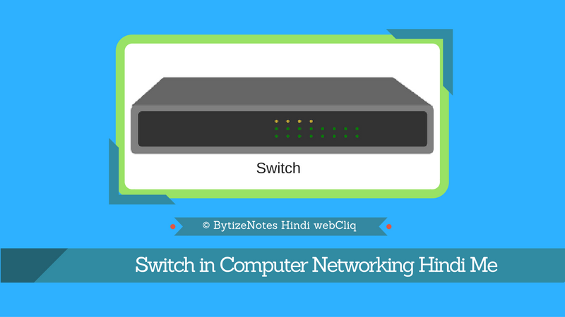 switch-in-networking
