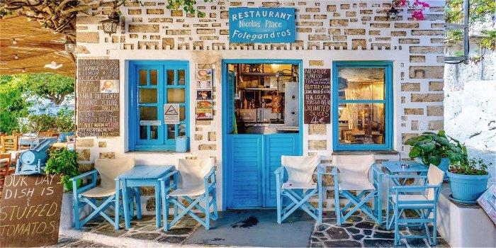 Consigli sull'isola di Folegandros